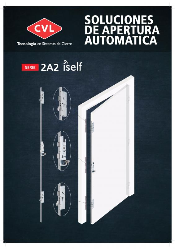 Cerradura automática / motorizada