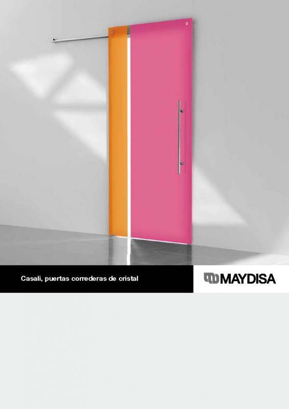 CASALI puertas correderas de cristal
